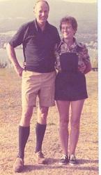 Angela & Bob 1977