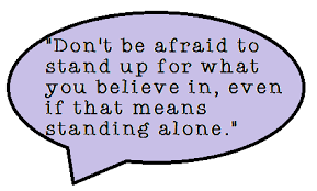 Dont stand up......