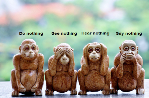 do nothing monkey 1