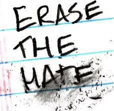 errase the hate