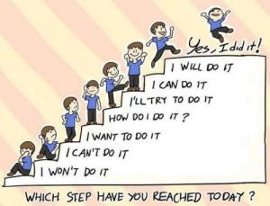 I wont do it......