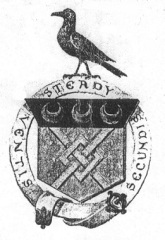 HOOD COAT OF ARMS