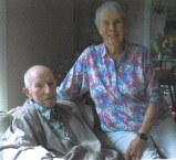 Angela and Dr. Bob 2008